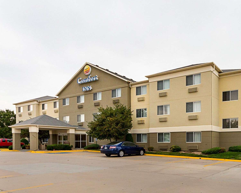Exterior view - Comfort Inn East Wichita