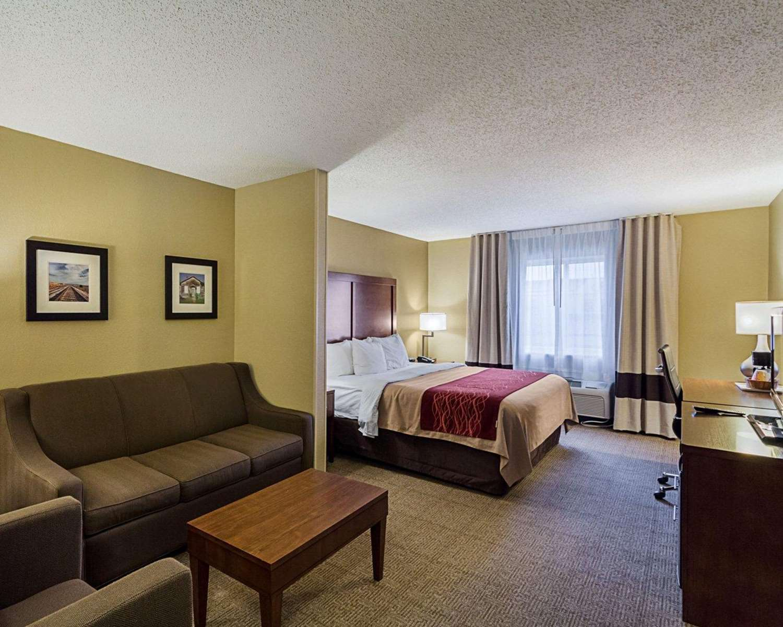 Suite - Comfort Inn East Wichita
