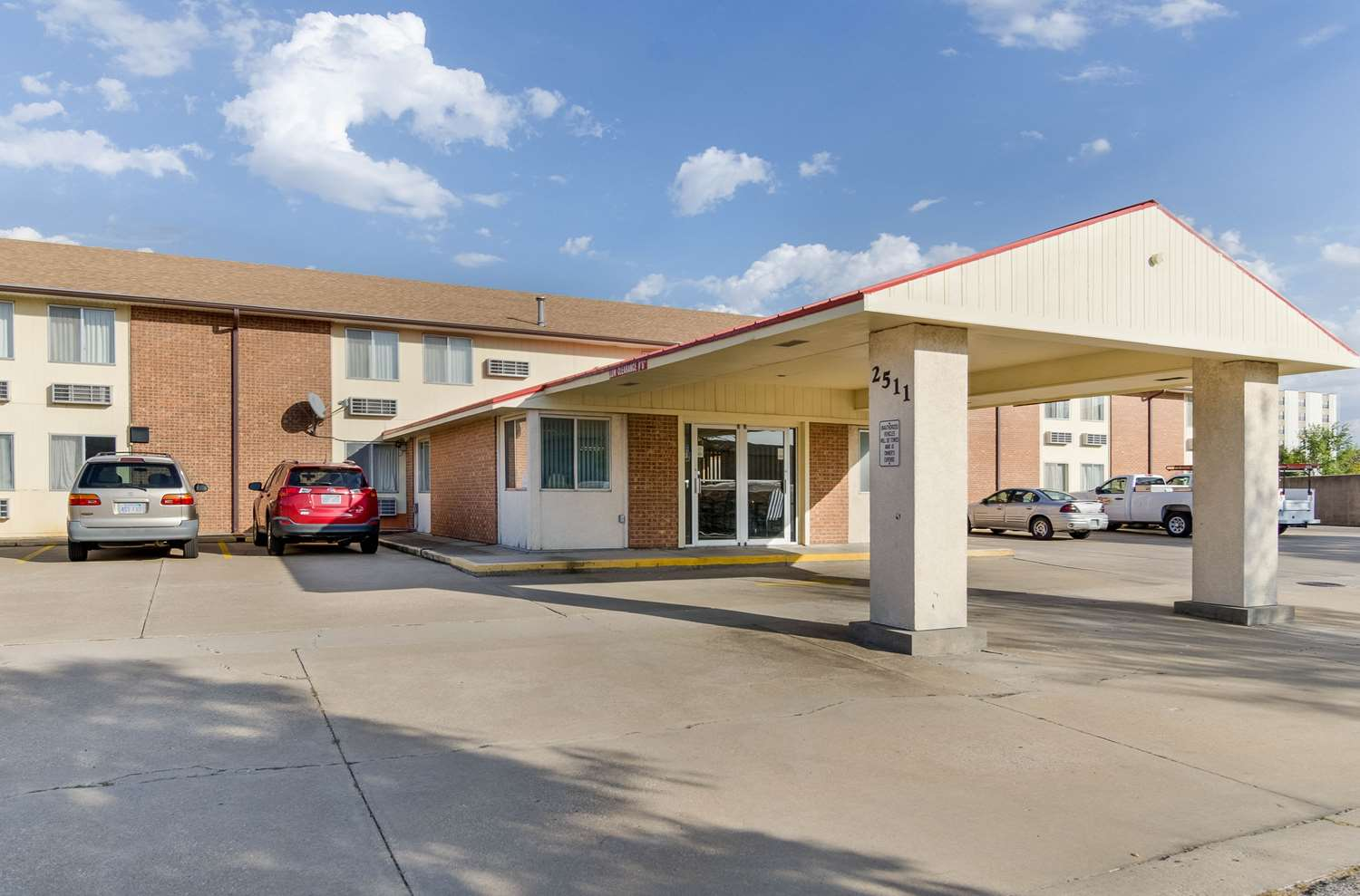 Exterior view - Econo Lodge Emporia
