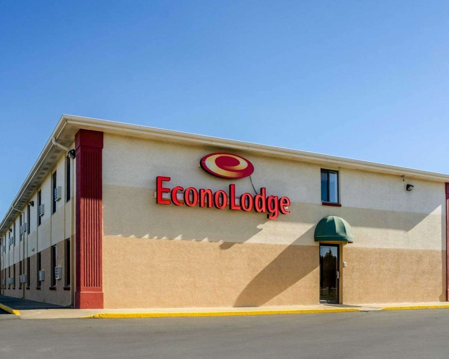 Exterior view - Econo Lodge Ottawa
