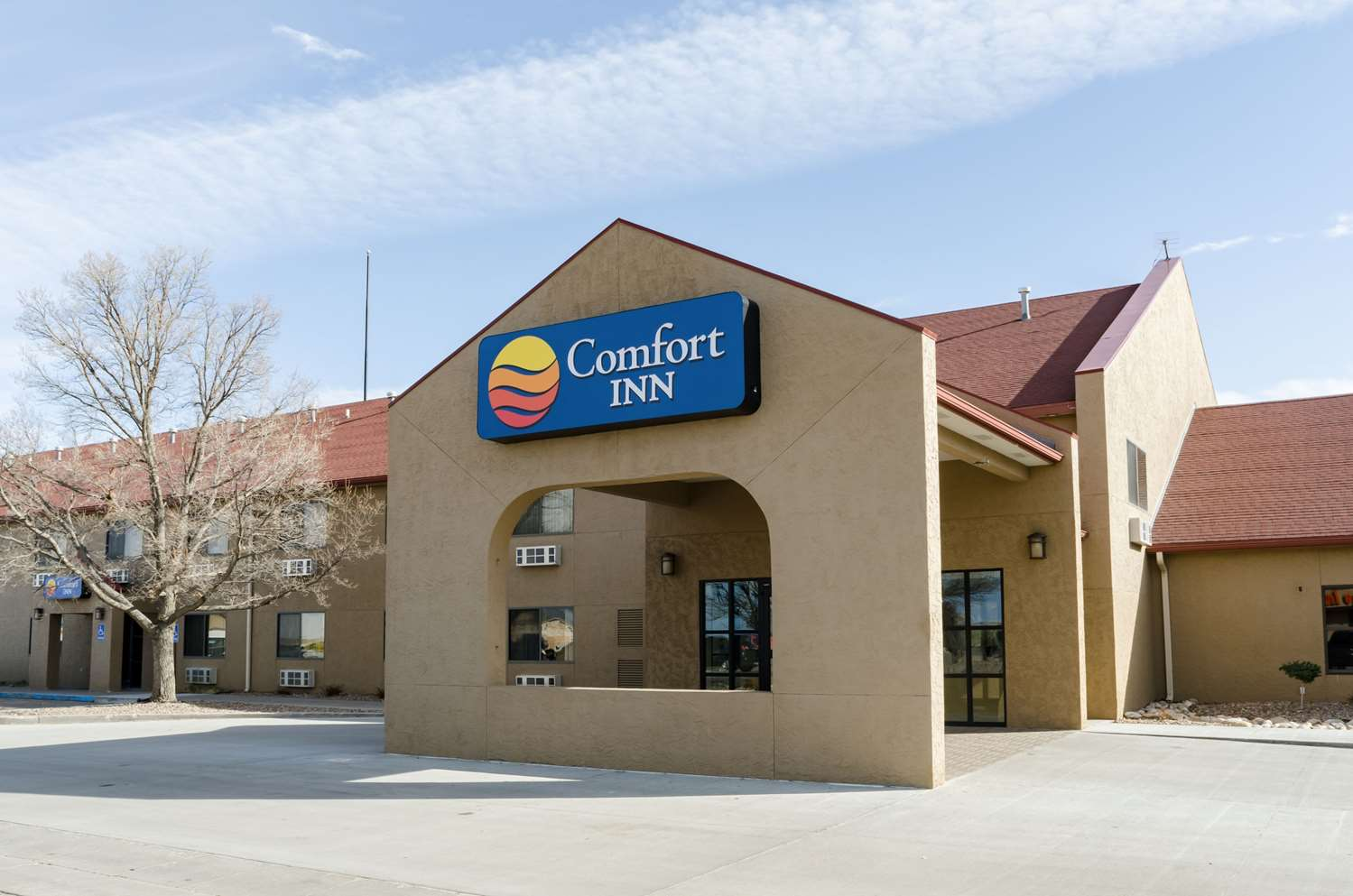 Exterior view - Comfort Inn Colby