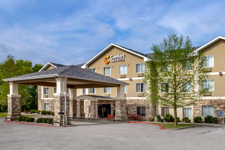 Exterior view - Comfort Inn & Suites Pittsburg