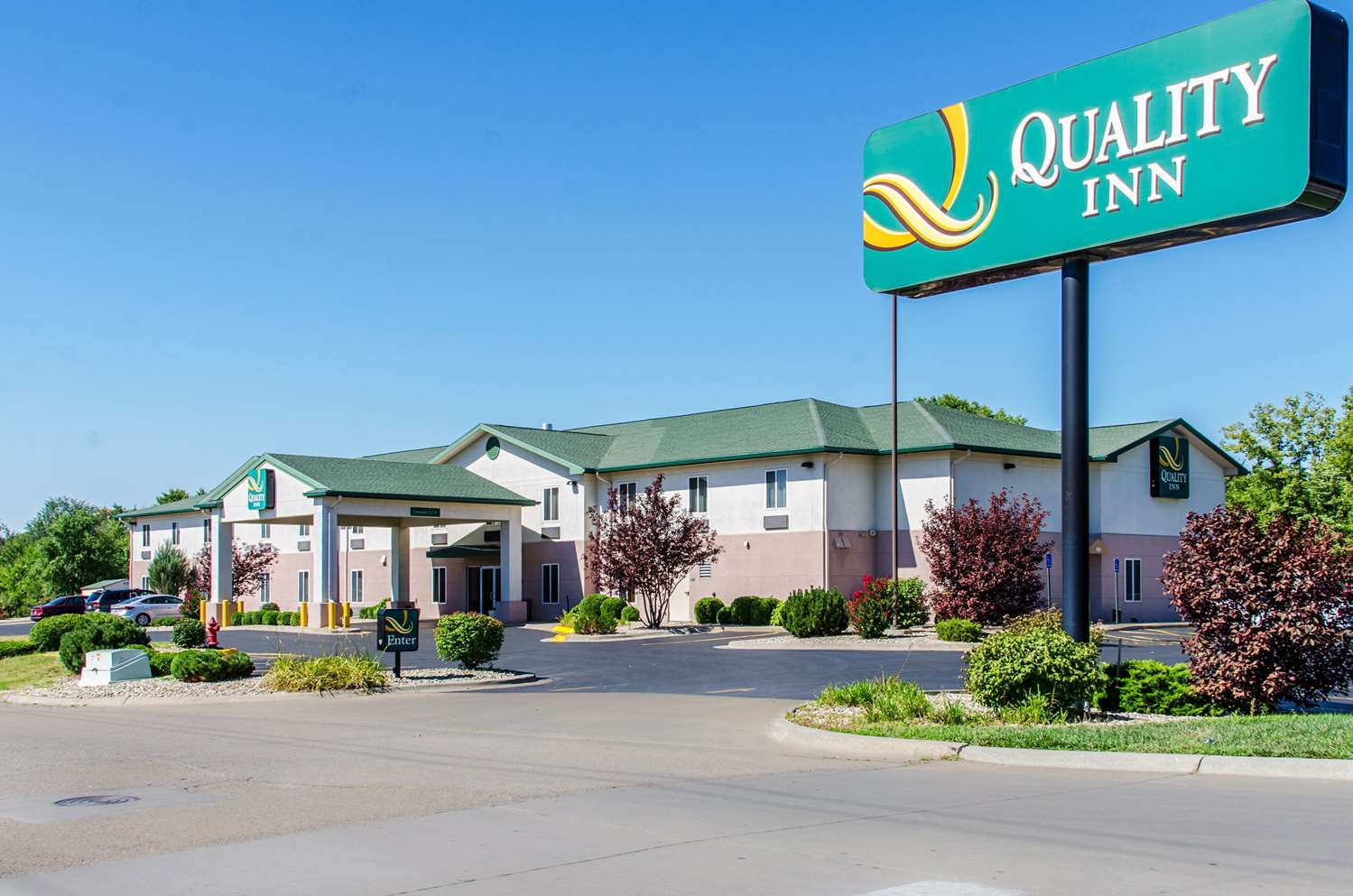 Exterior view - Quality Inn Junction City