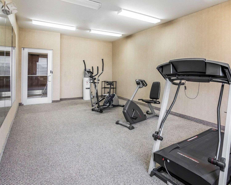 Fitness/ Exercise Room - Sleep Inn & Suites Salina