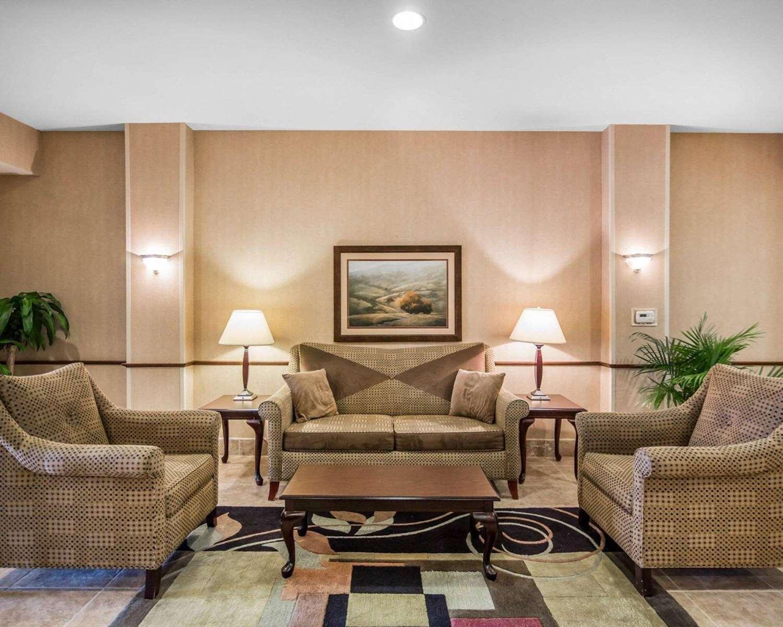 Lobby - Sleep Inn & Suites Salina