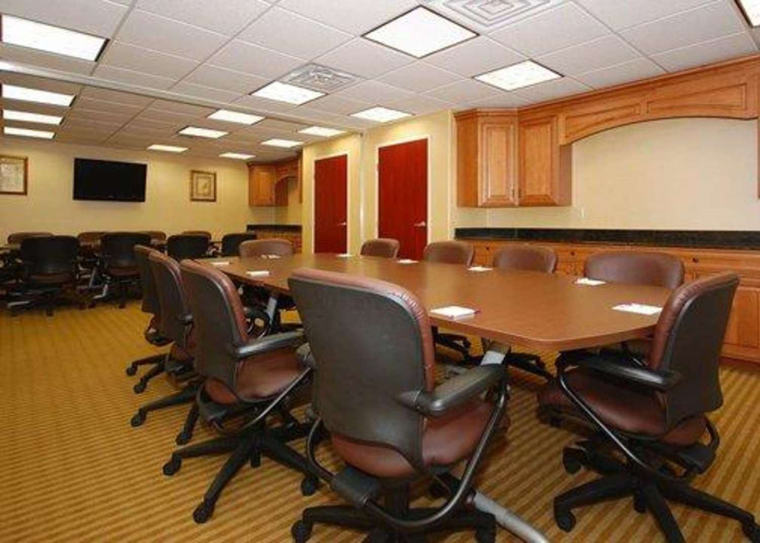 Meeting Facilities - Comfort Suites Airport Wichita