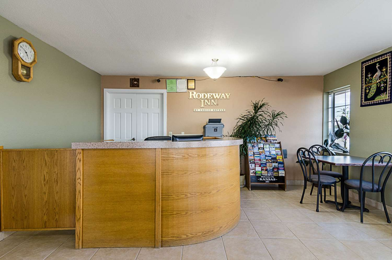 Lobby - Rodeway Inn Liberal