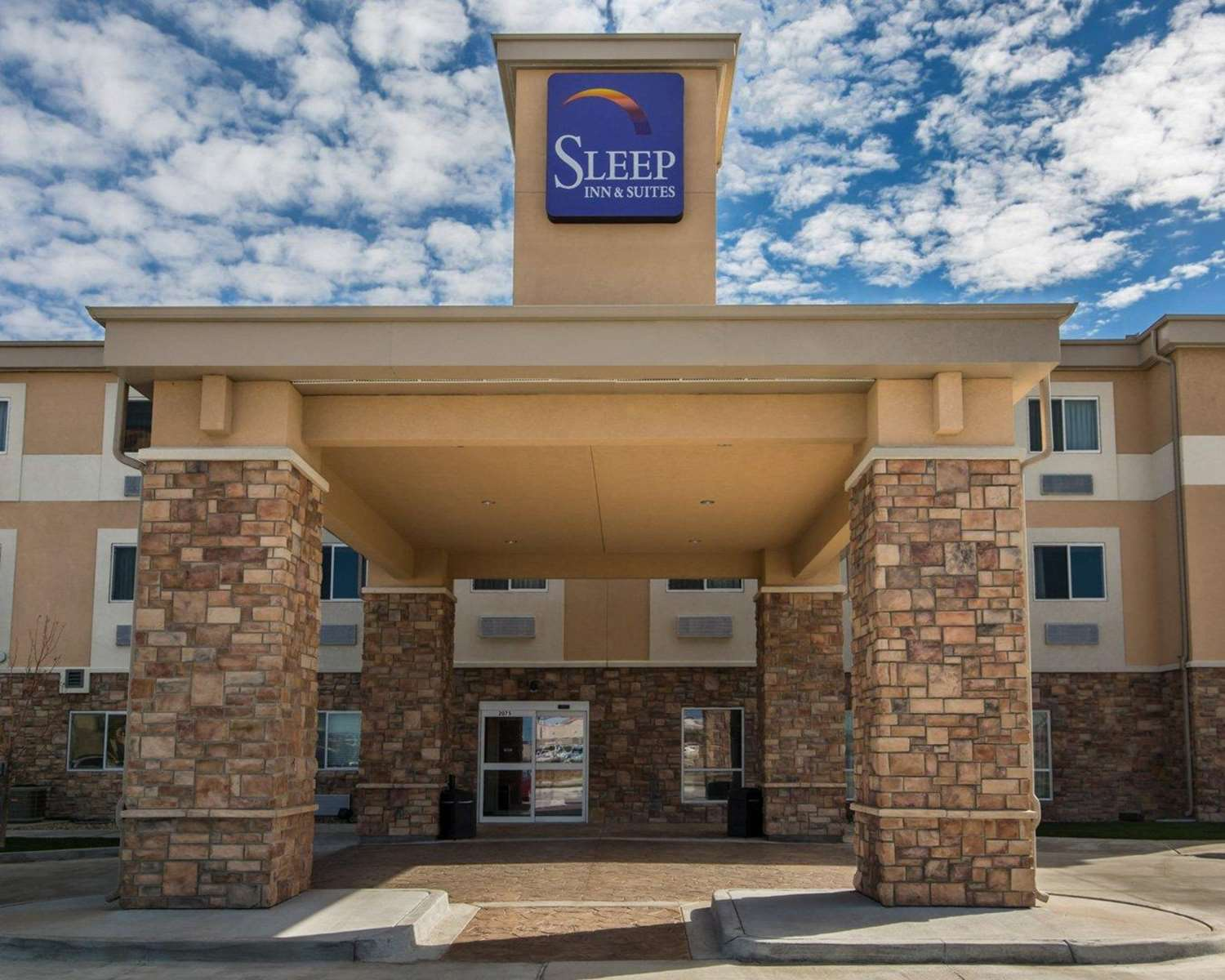 Exterior view - Sleep Inn & Suites Colby