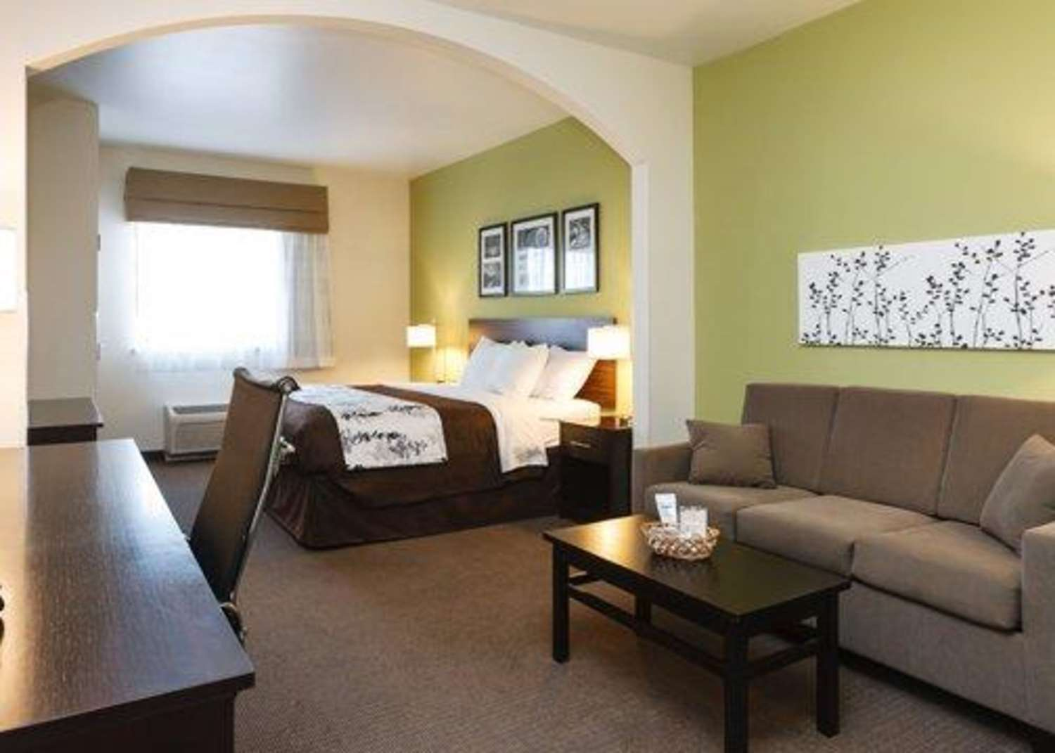 Suite - Sleep Inn & Suites Colby