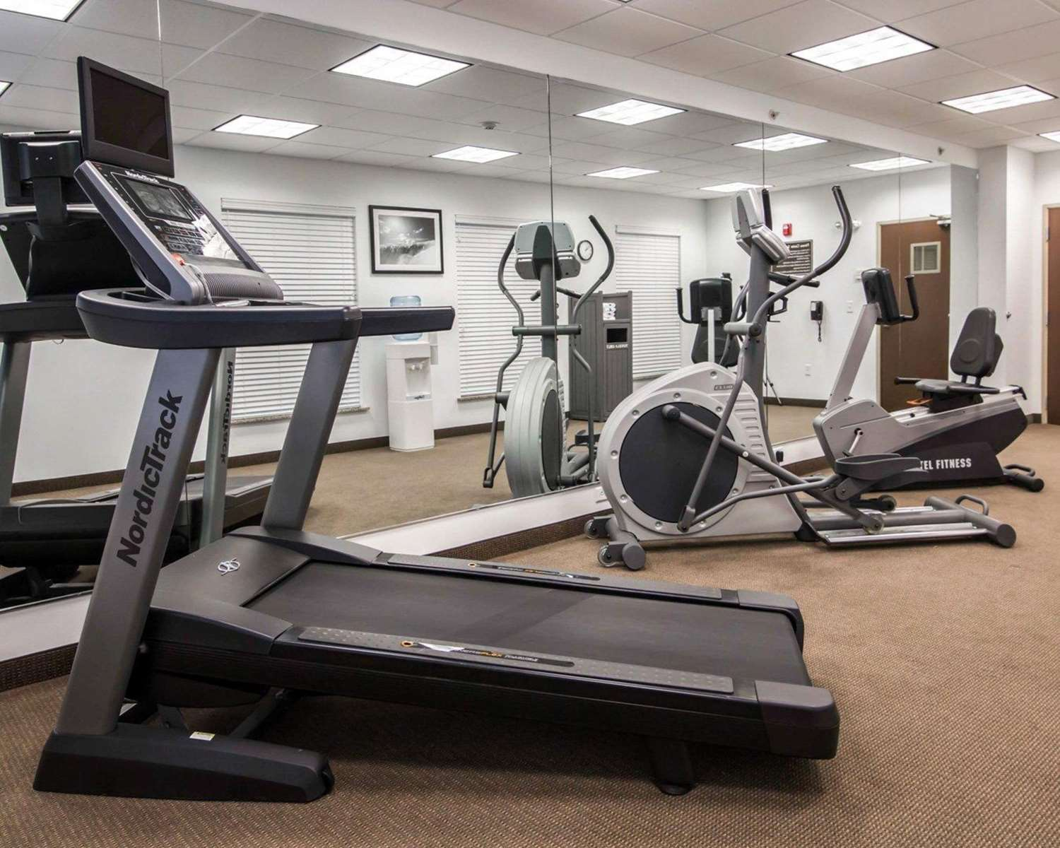 Fitness/ Exercise Room - Sleep Inn & Suites Colby