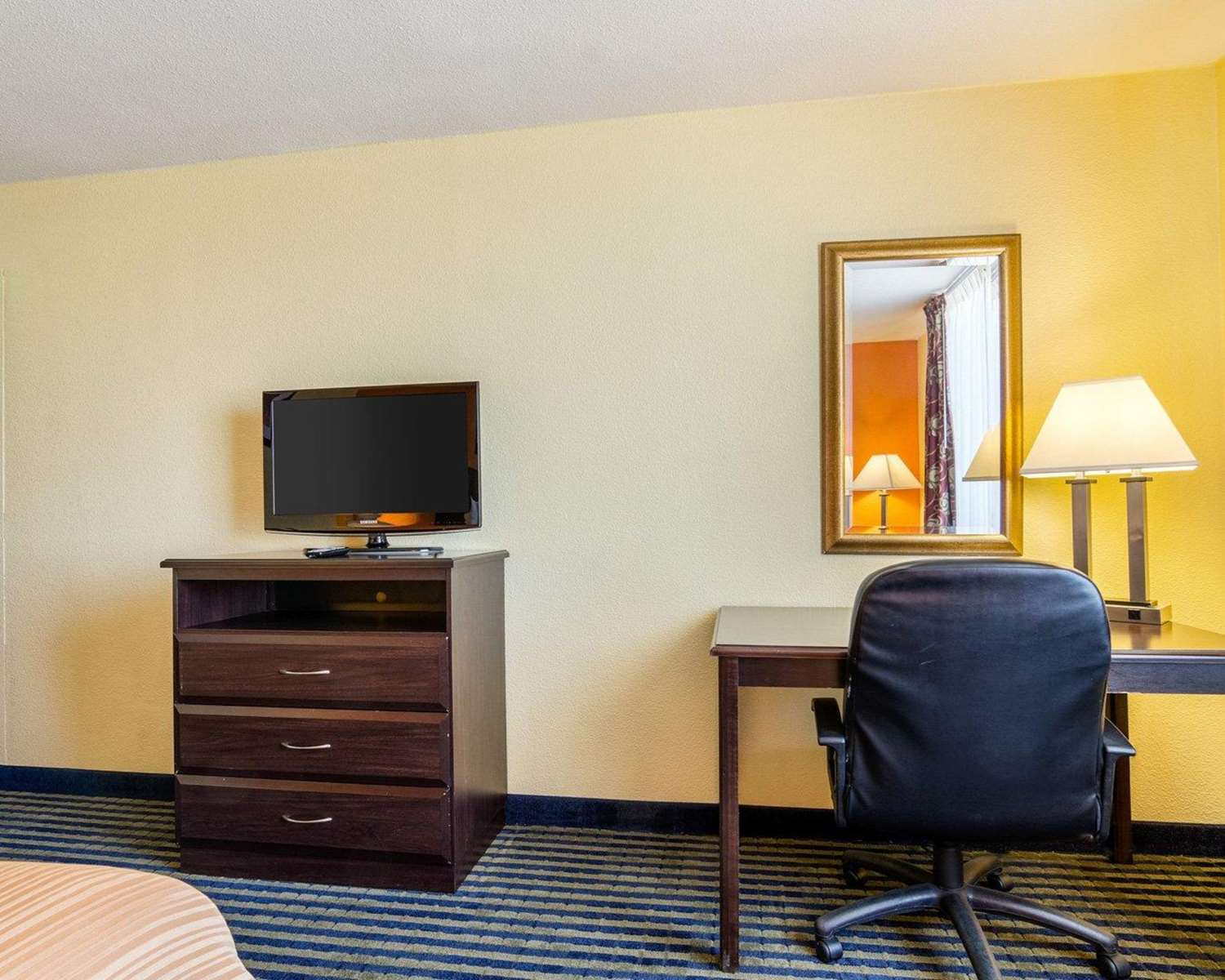 Room - Quality Inn Liberal