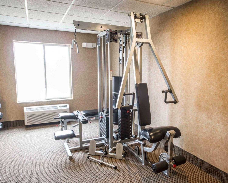 Fitness/ Exercise Room - Sleep Inn & Suites Oakley