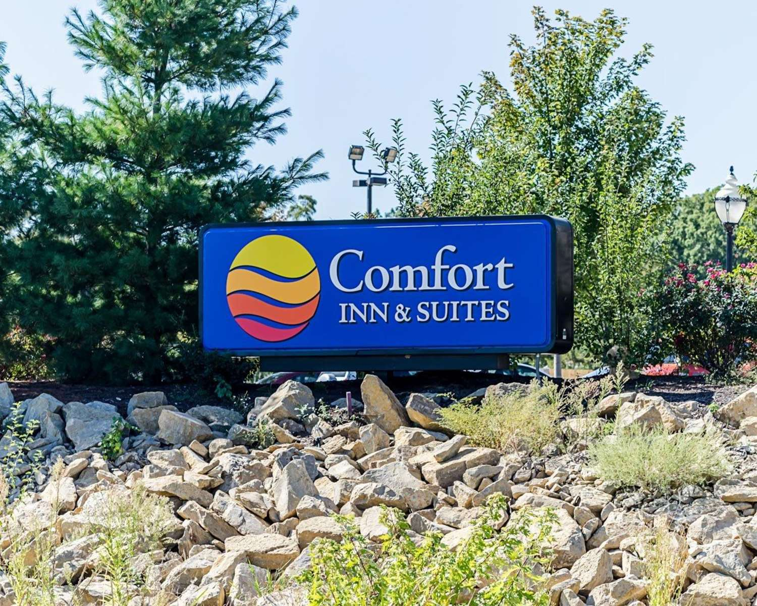 Exterior view - Comfort Inn & Suites Lawrence
