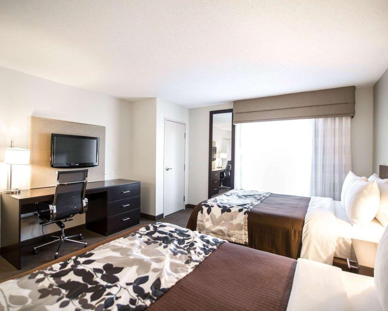 Suite - Sleep Inn & Suites Norton