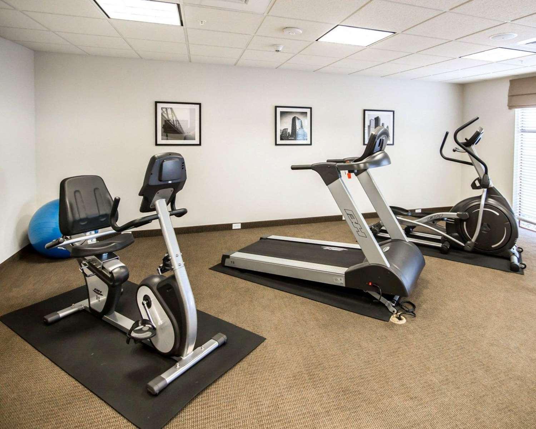 Fitness/ Exercise Room - Sleep Inn & Suites Norton
