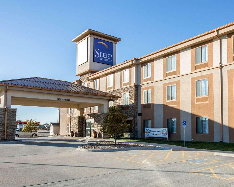 Exterior view - Sleep Inn & Suites Norton