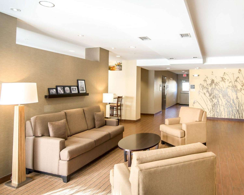 Lobby - Sleep Inn & Suites Norton