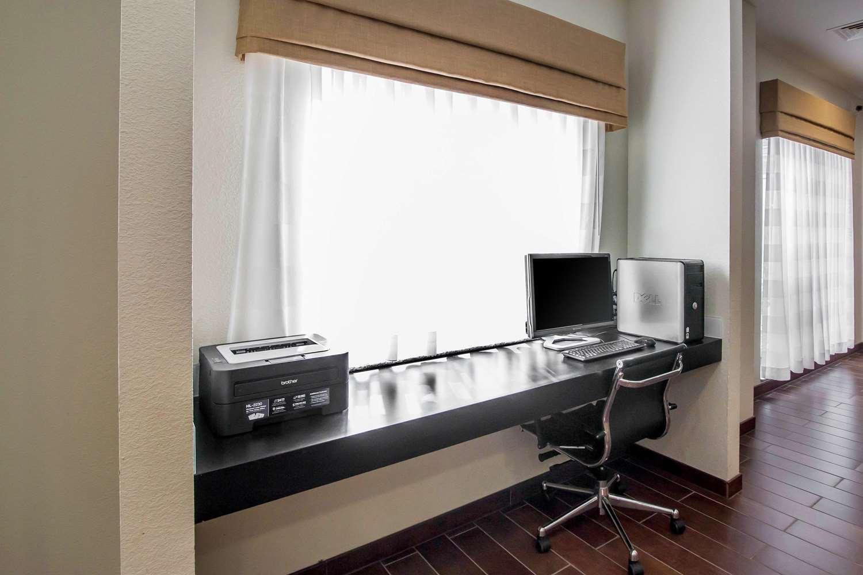 Conference Area - Sleep Inn & Suites Haysville