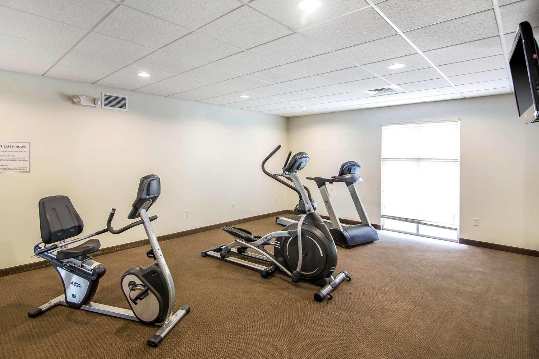 Fitness/ Exercise Room - Sleep Inn & Suites Haysville