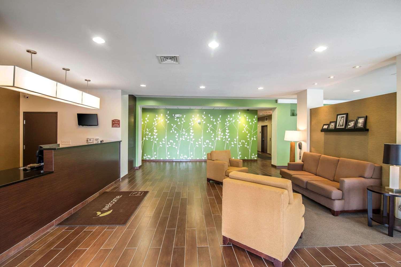 Lobby - Sleep Inn & Suites Haysville