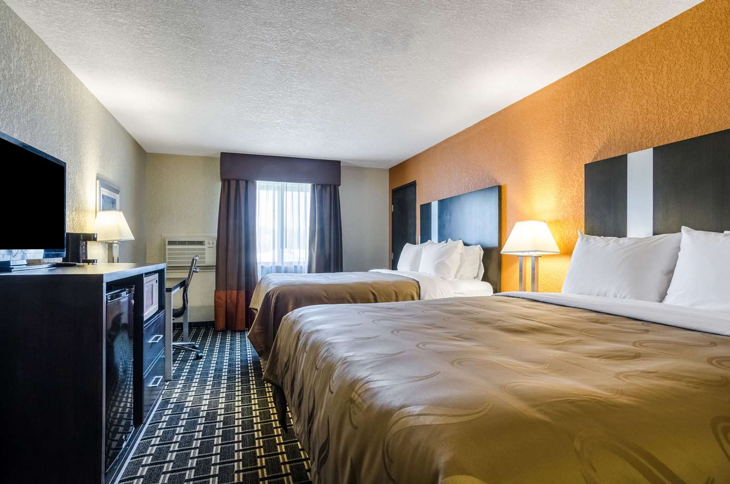 Suite - Quality Inn Great Bend