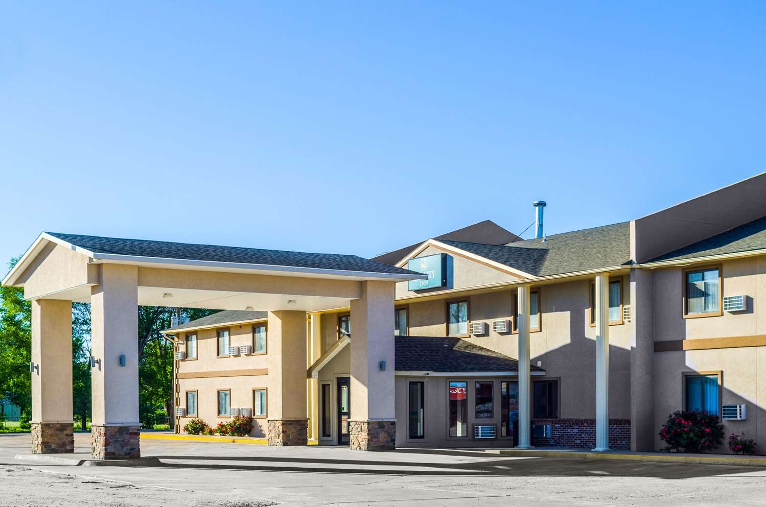 Exterior view - Quality Inn Great Bend