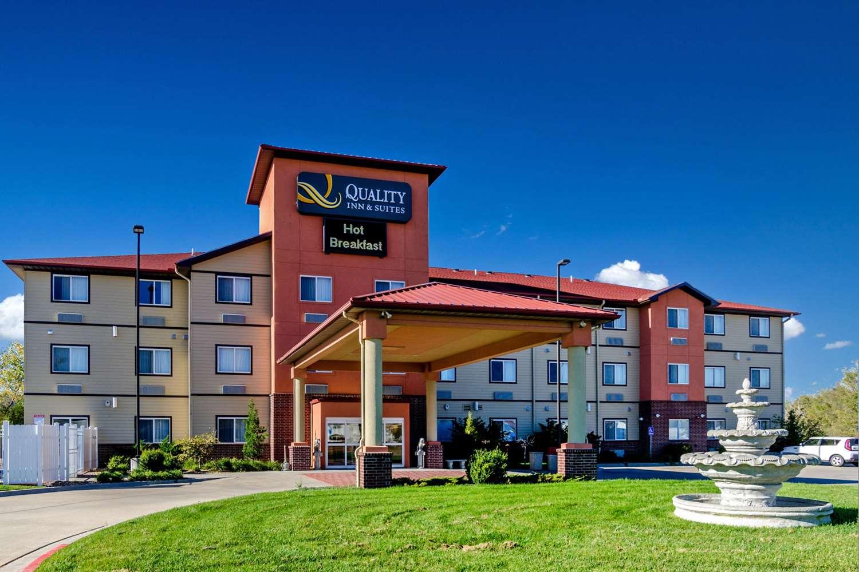 Exterior view - Quality Inn & Suites Park City