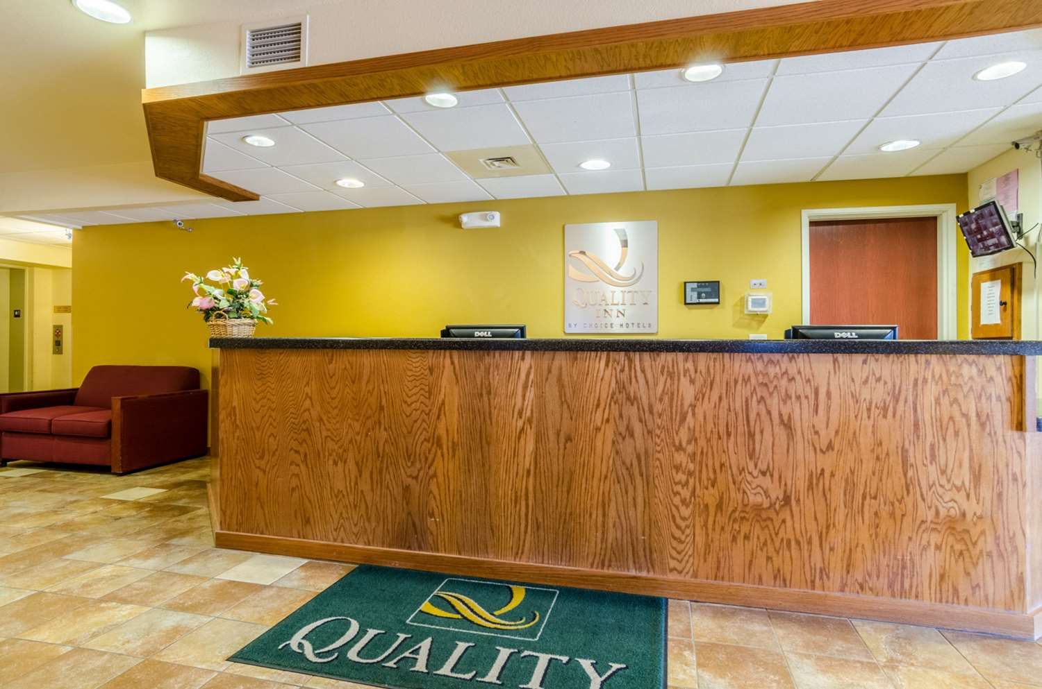 Lobby - Quality Inn & Suites Park City