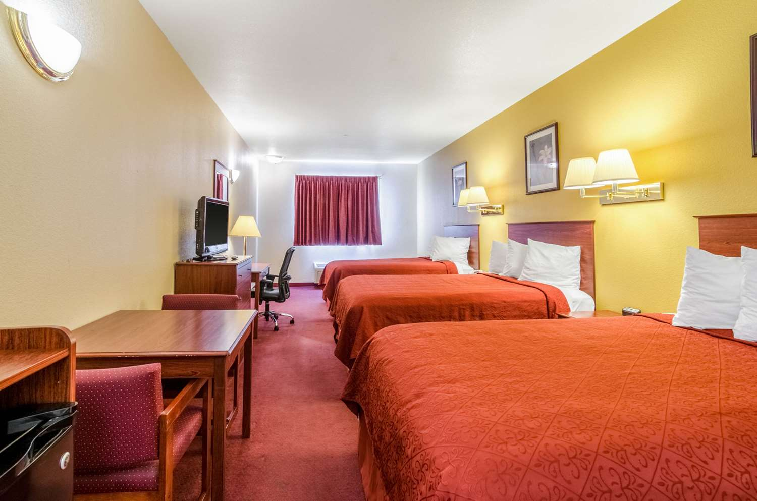 Room - Quality Inn & Suites Park City
