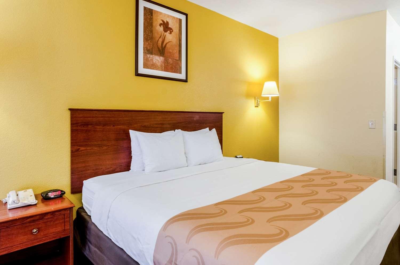 Room - Quality Inn & Suites Park City
