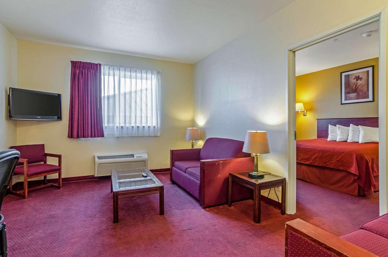 Suite - Quality Inn & Suites Park City