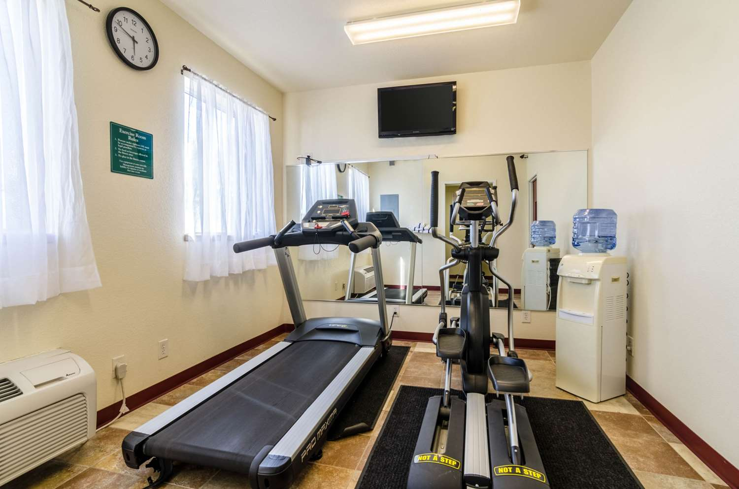 Fitness/ Exercise Room - Quality Inn & Suites Park City