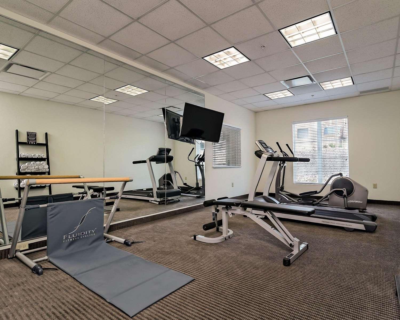 Fitness/ Exercise Room - Sleep Inn & Suites Fort Scott