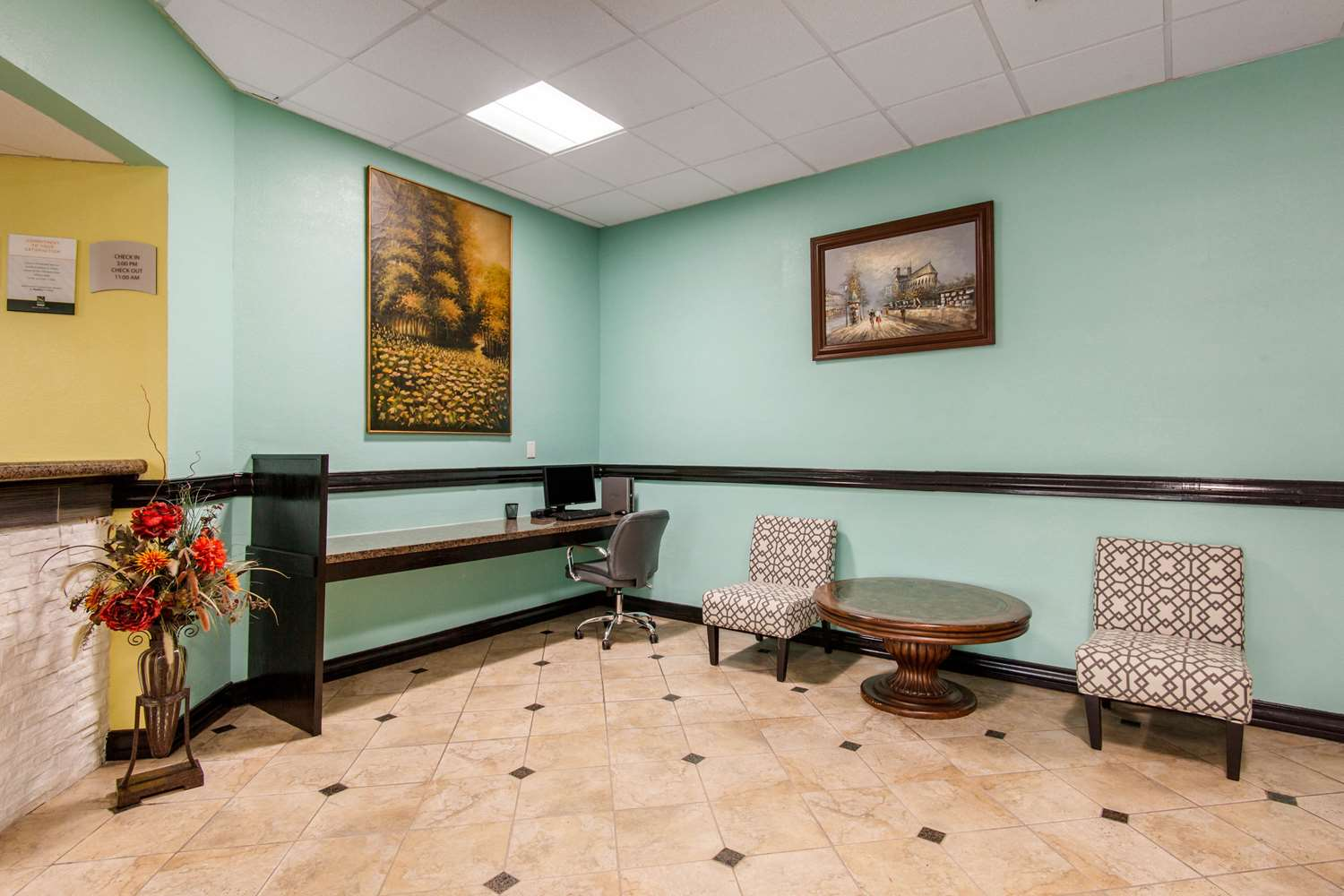 Conference Area - Quality Inn Arkansas City