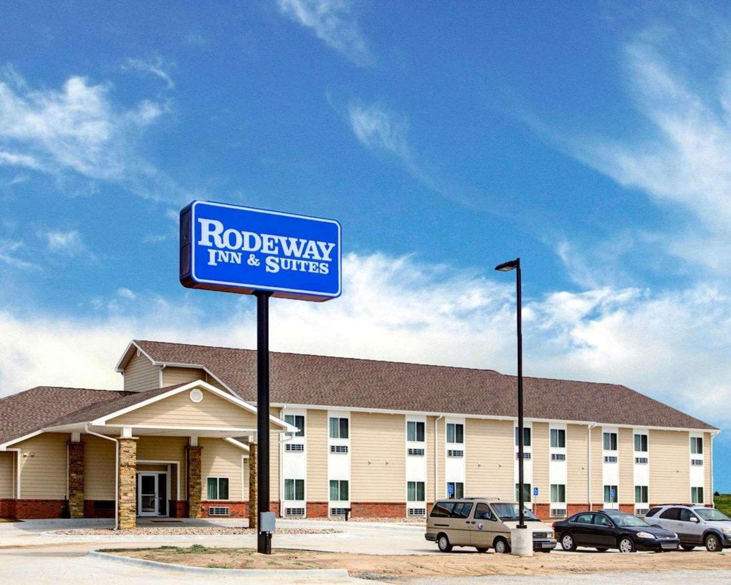 Exterior view - Rodeway Inn & Suites Phillipsburg