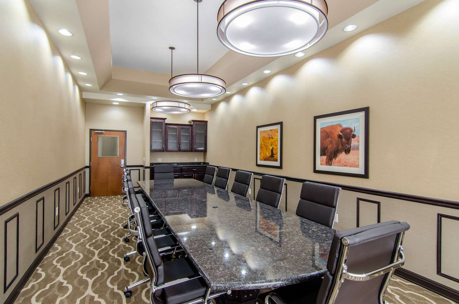 Meeting Facilities - Comfort Inn & Suites Shawnee