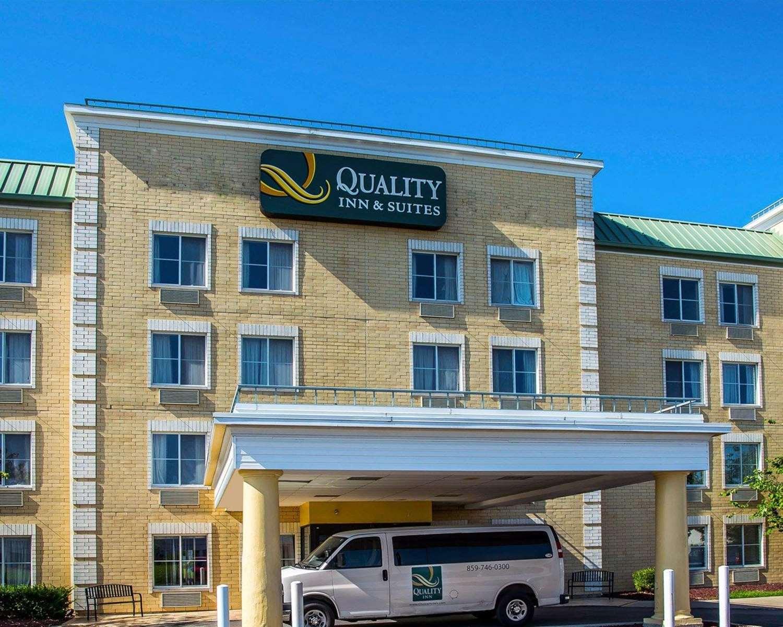 Exterior view - Quality Inn & Suites Erlanger