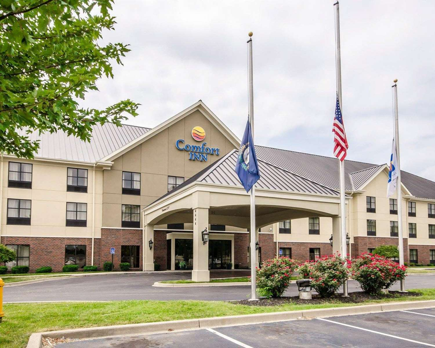 Exterior view - Comfort Inn Shively
