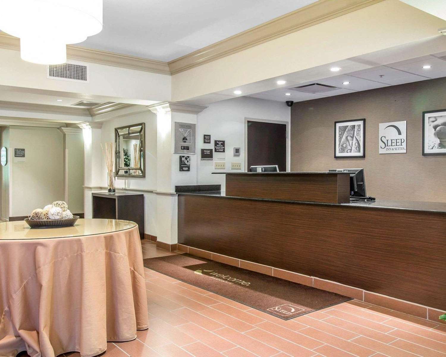 Lobby - Sleep Inn & Suites Middlesboro