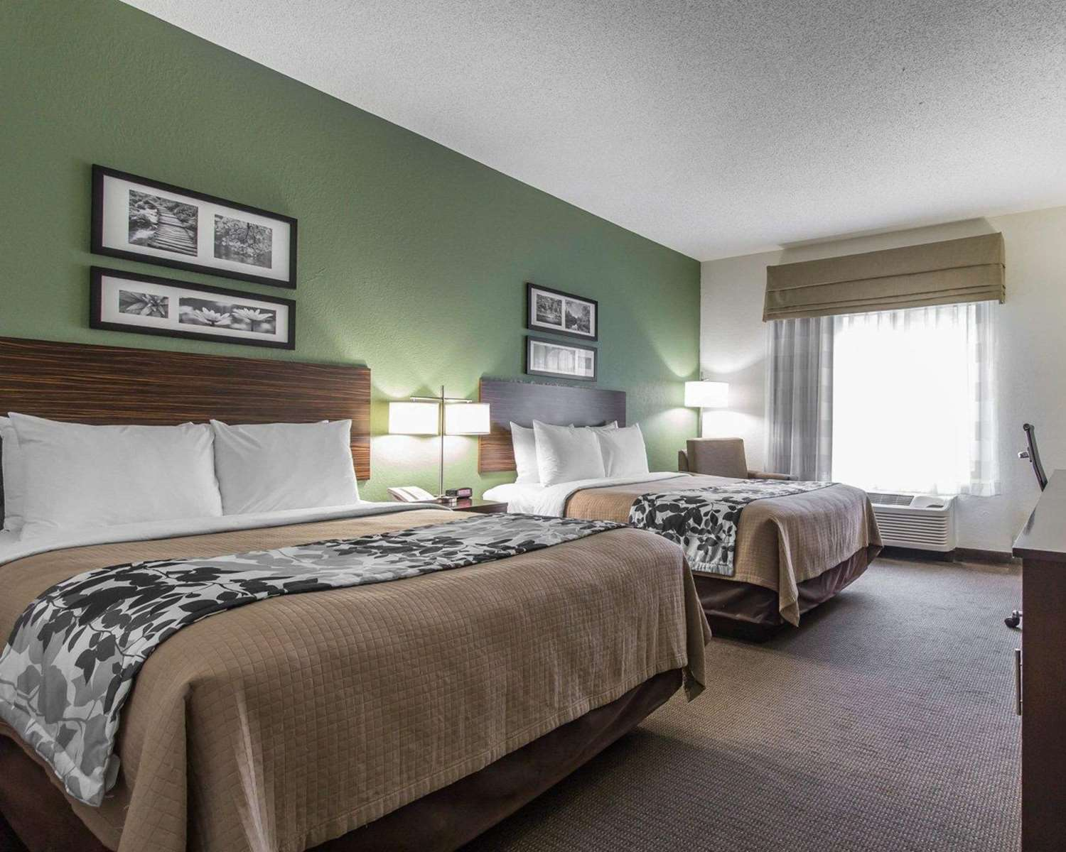 Room - Sleep Inn & Suites Middlesboro