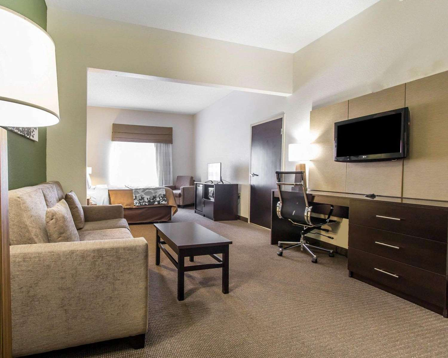 Suite - Sleep Inn & Suites Middlesboro