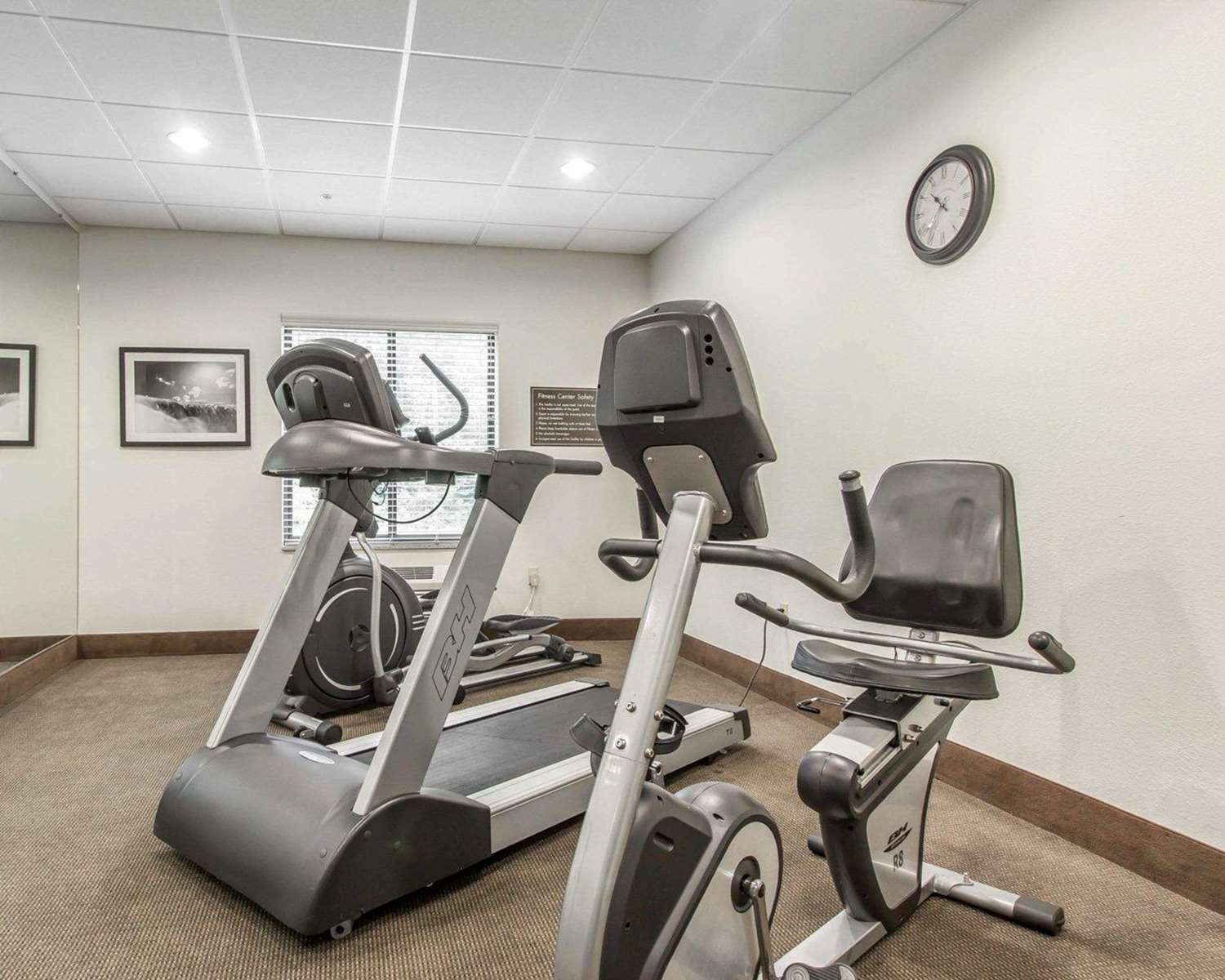 Fitness/ Exercise Room - Sleep Inn & Suites Middlesboro