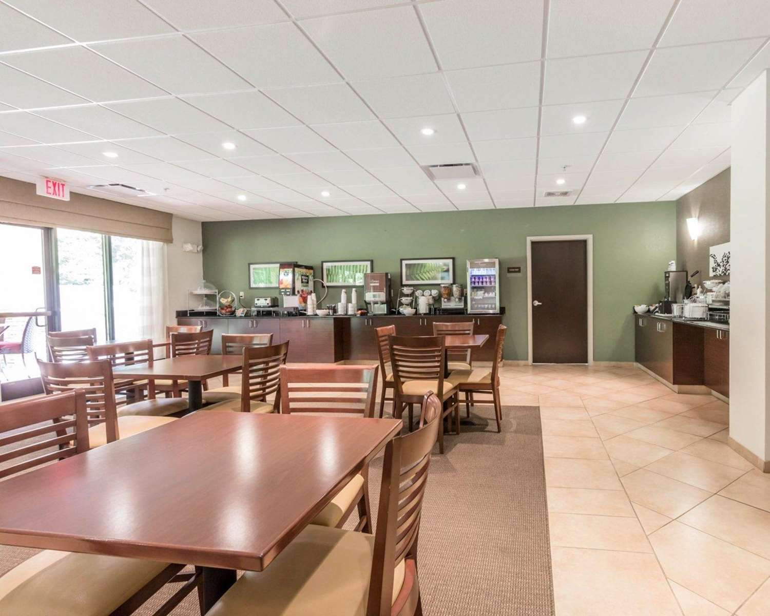 Restaurant - Sleep Inn & Suites Middlesboro