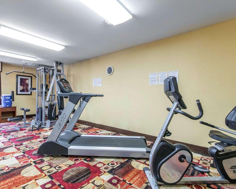 Fitness/ Exercise Room - Quality Inn Dry Ridge
