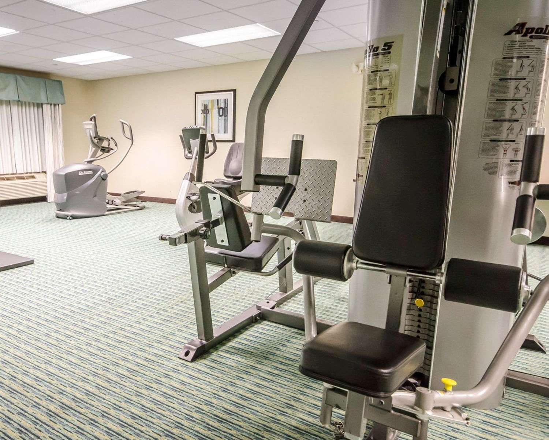 Fitness/ Exercise Room - Comfort Inn Shepherdsville