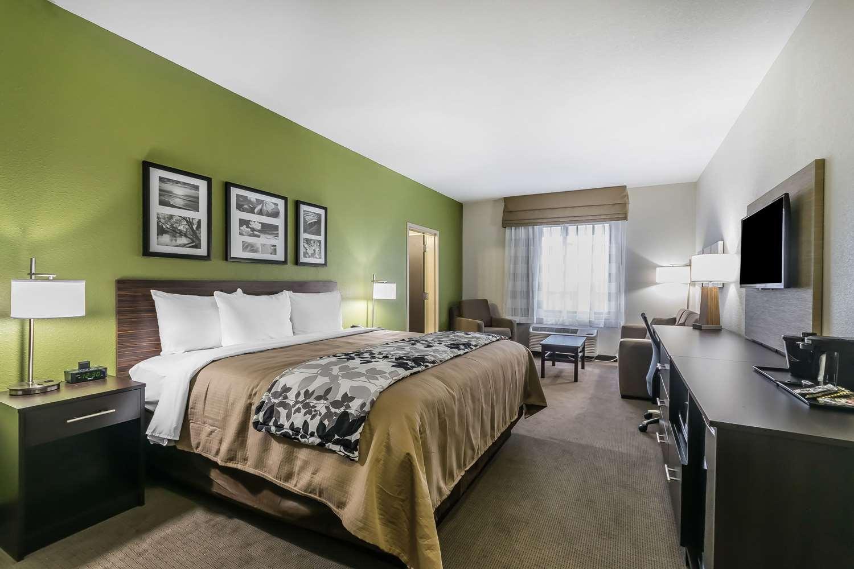 Suite - Sleep Inn & Suites Columbia