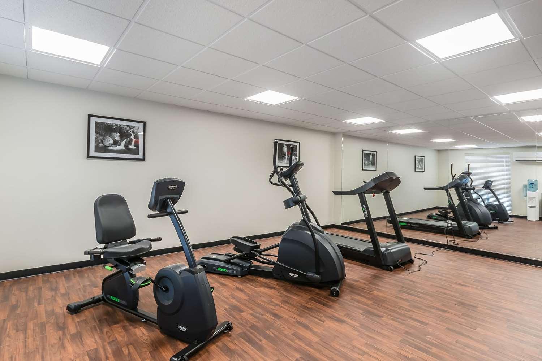 Fitness/ Exercise Room - Sleep Inn & Suites Columbia