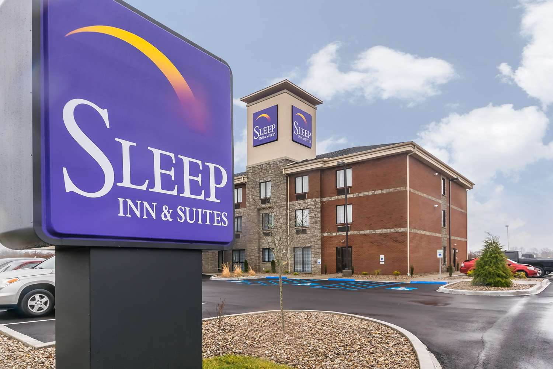 Exterior view - Sleep Inn & Suites Columbia