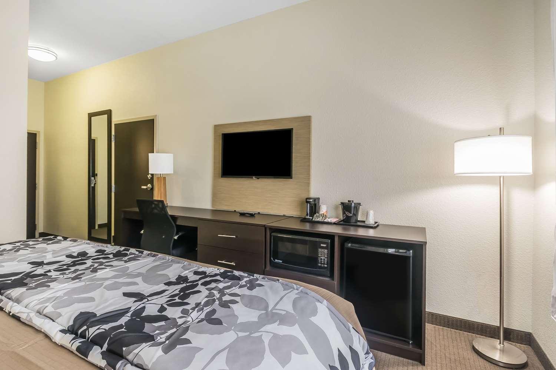 Room - Sleep Inn & Suites Columbia