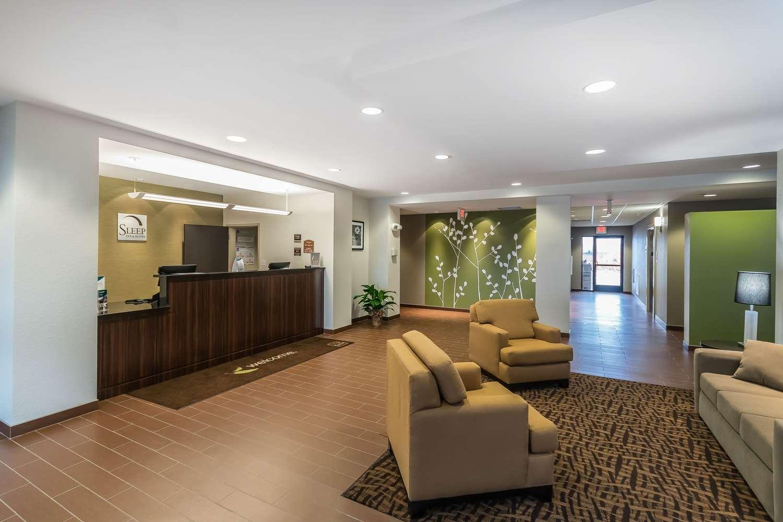 Lobby - Sleep Inn & Suites Columbia